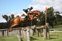 Mojave eventing cross country become and owner